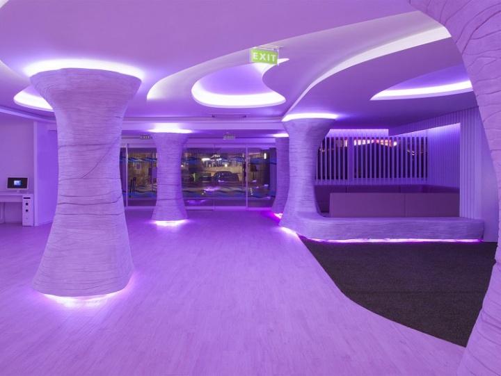 the - Violet Hotel Design