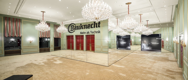 bauknecht showroom by didid berlin germany retail. Black Bedroom Furniture Sets. Home Design Ideas