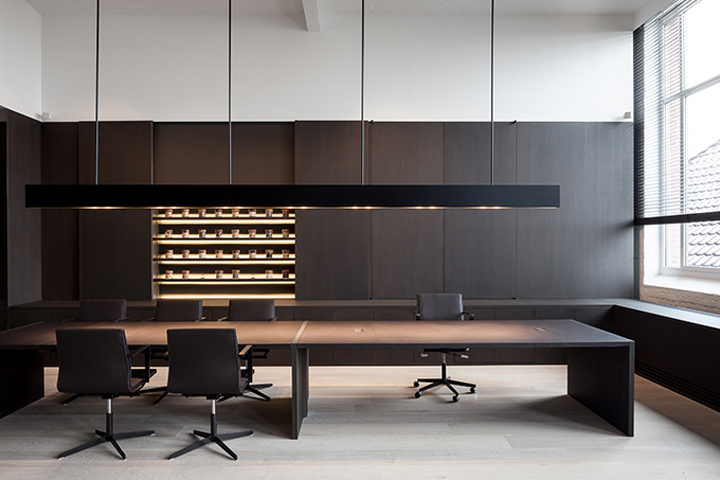 Belgo Seeds office by Vincent Van Duysen Architects