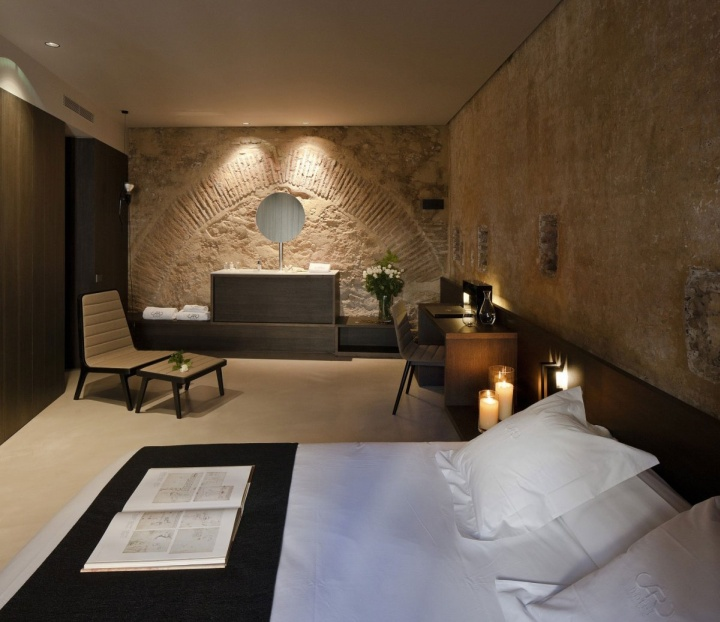 Rustic Hotels Caro Hotel By Francesc Rif 233 Studio
