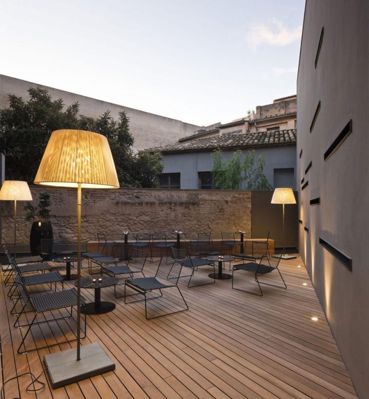 rustic hotels caro hotel by francesc rif studio ForDesign Hotel Valencia Spain
