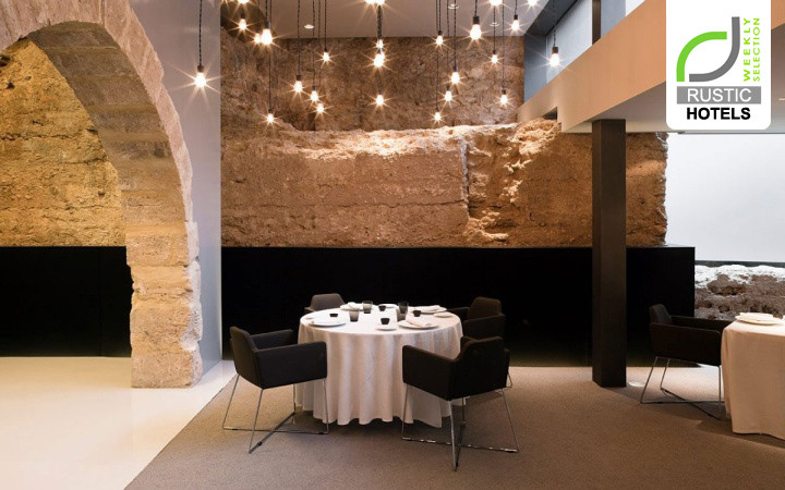 RUSTIC HOTELS Caro Hotel By Francesc Rife Studio Valencia