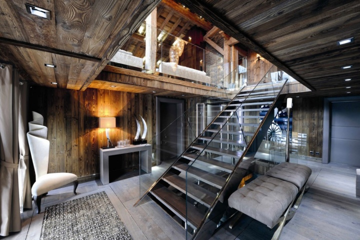 Rustic hotels chalet brickell guesthouse by pure for Design hotels south of france