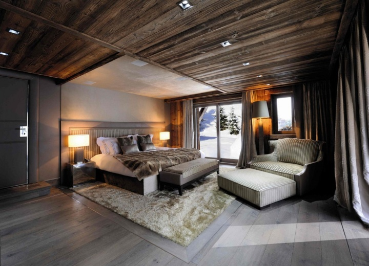 RUSTIC HOTELS Chalet Brickell Guesthouse By Pure Concept Megeve