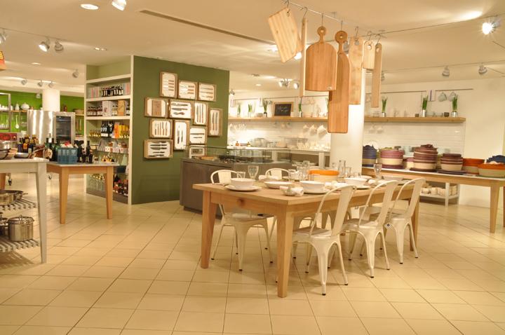 Home Decor Stores London: Conran Shop Flagship Store By Jamieson Smith Associates