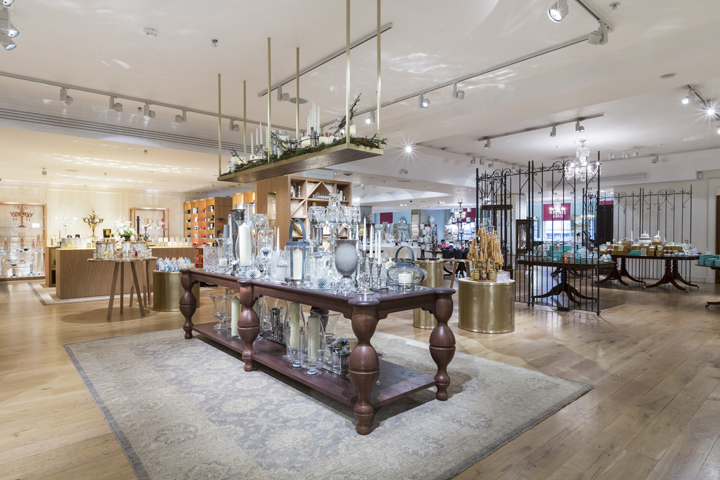 Fortnum Amp Mason Candle Room By Gpstudio London 187 Retail