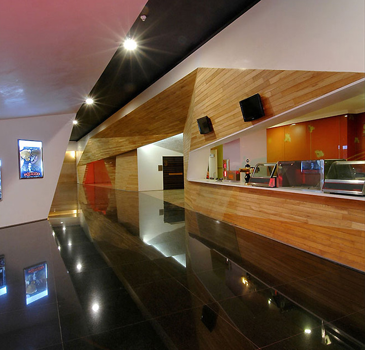 CINEMAS Fun Cinema By Arris Architects Mumbai India Retail