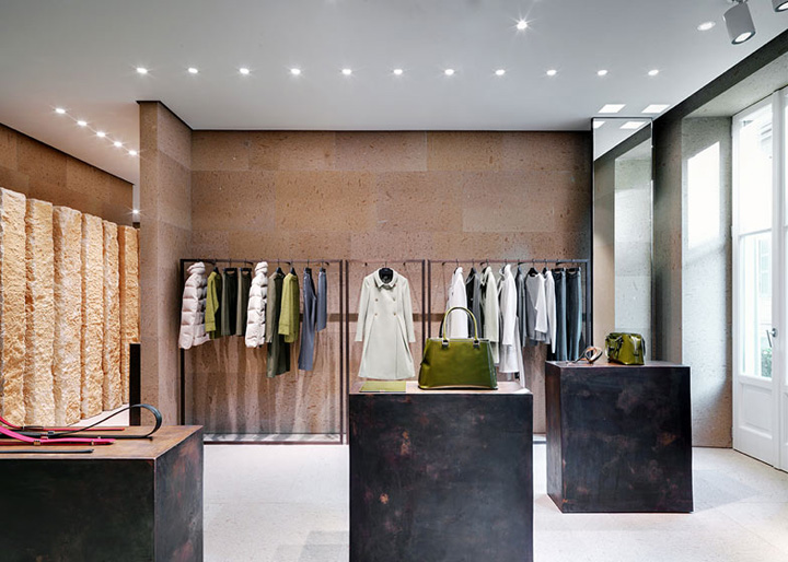 Changing rooms retail design blog for Boutique room design