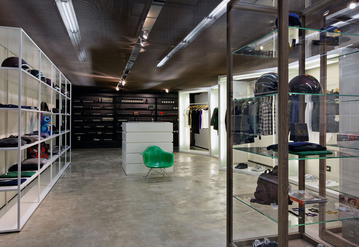 Ginette concept store by raed abillama architects beirut lebanon
