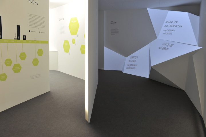 Google is your friend interactive exhibition by Anke Willsch