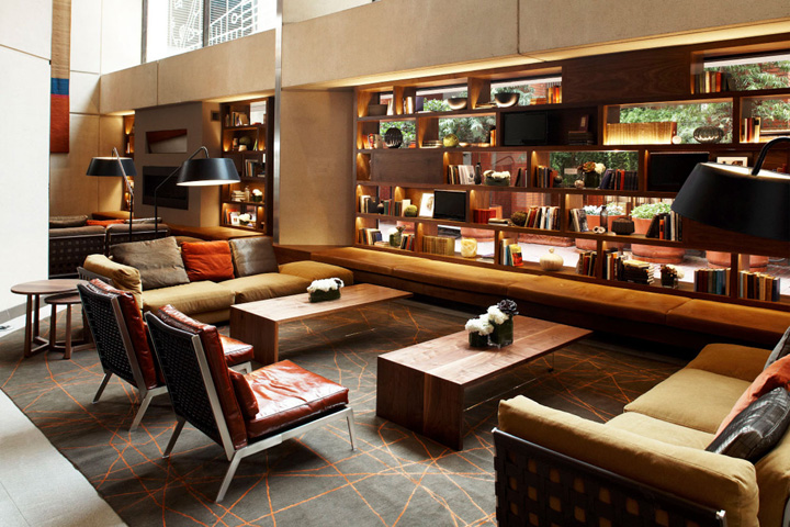 Grand Hyatt Lobby And Lounge By Ccs Architecture San Francisco