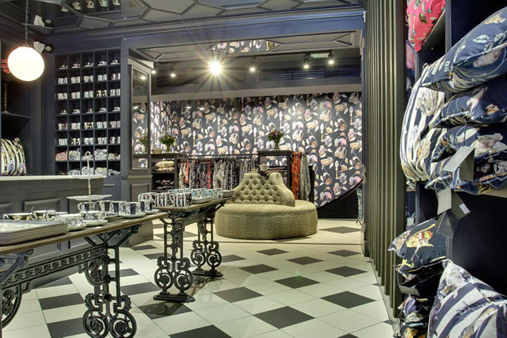 » House Of Hackney Flagship Store By MRA, London