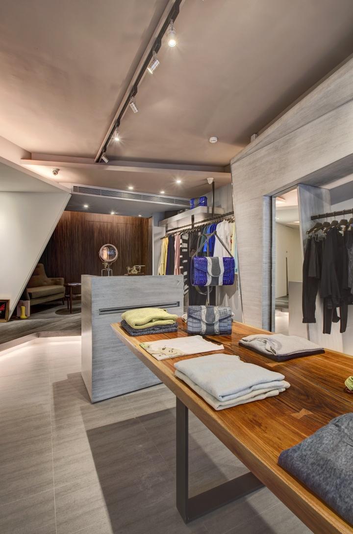 Katy Has A Loft Store By Tbdc Taipei Taiwan Retail Design Blog
