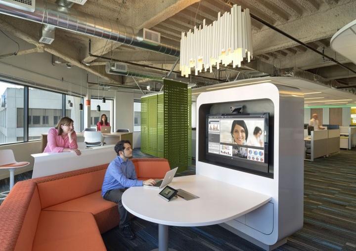Excellent Private Offices Retail Design Blog Largest Home Design Picture Inspirations Pitcheantrous