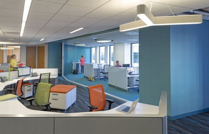kaiser permanente information technology office by