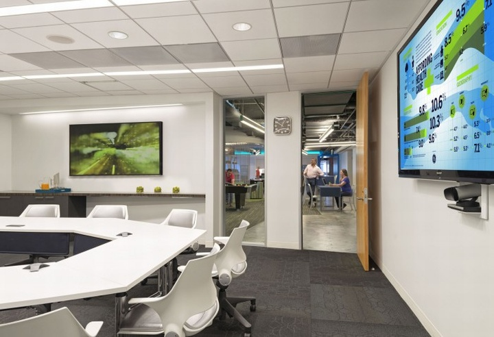 187 Kaiser Permanente Information Technology Office By