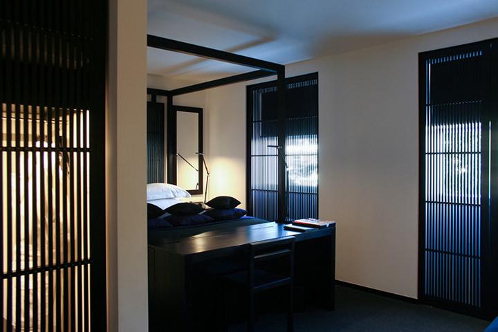 La suite west hotel london retail design blog for Hotels 02 london