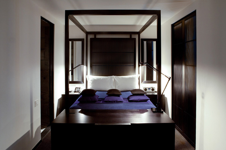 La suite west hotel london retail design blog for Hotel design london
