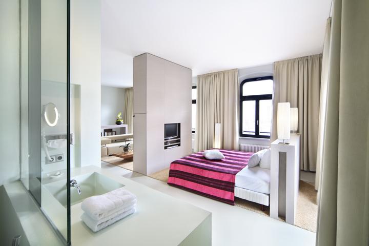 Gordijnen Slaapkamer Kind : Hotel Lux 11 Berlin