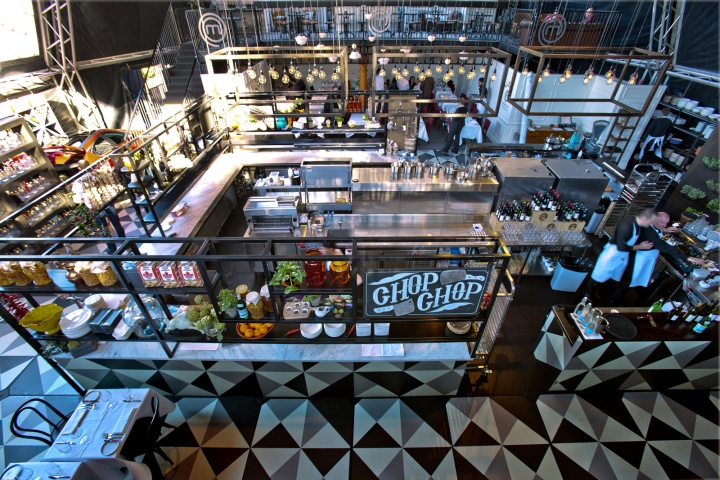 187 Masterchef Dining And Bar Pop Up Restaurant By