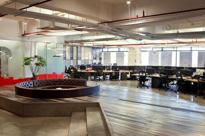 Migo office by utwentysix design studio taguig for Office design studio