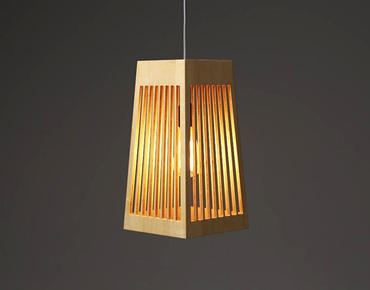 Lovely Mutiny bamboo pendants by Liam Petrie-Allbutt of Antelope » Retail  PG28