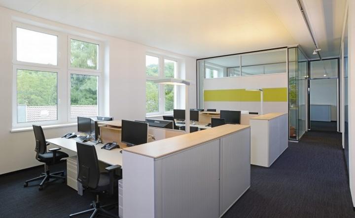 Netzkern office wuppertal germany retail design blog for Office design 2013