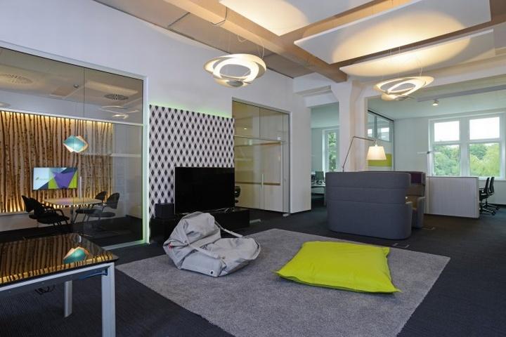 Netzkern office wuppertal germany retail design blog for Wuppertal design hotel