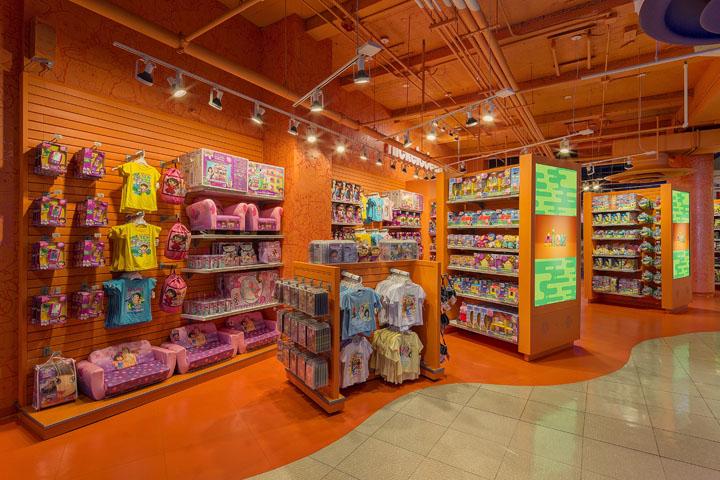 187 Nickelodeon Digital Shop In Shop By Idl Worldwide