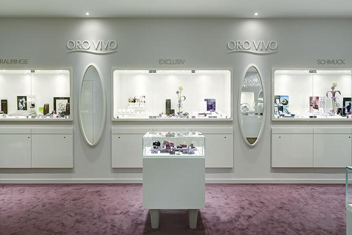 Oro vivo store by heikaus sindelfingen germany retail for Design shop deutschland
