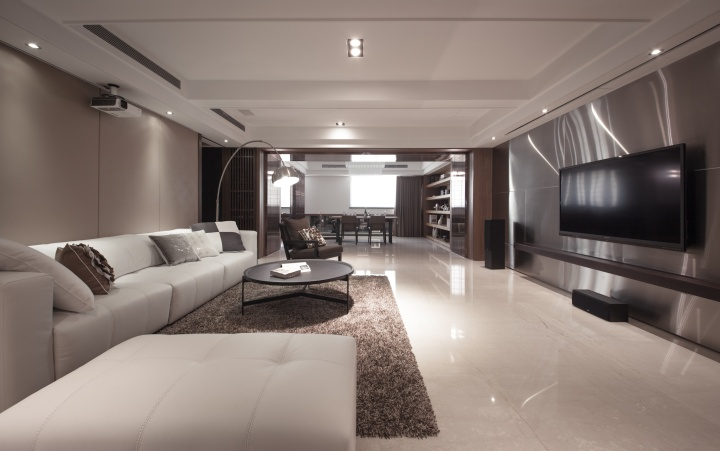 187 Oliver Interior Design Office Kaoshiung Taiwan