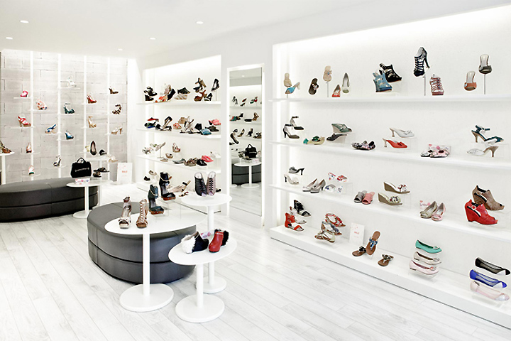 office shoes dublin. » PREVIEW Shoe Store By In-between Design Office, Hong Kong Office Shoes Dublin E