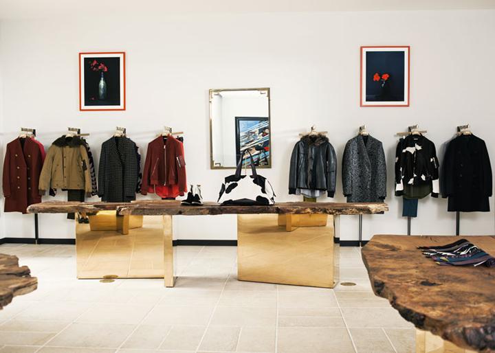Bien-aimé Paul Smith flagship store by Paul Smith & 6a Architects, London  DG97
