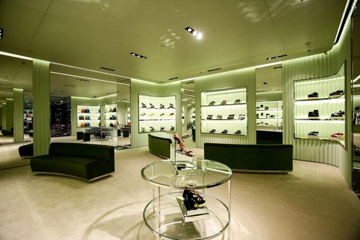 Prada Store By Roberto Baciocchi Nanning China 187 Retail
