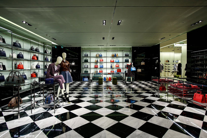 marble floor ? Retail Design Blog