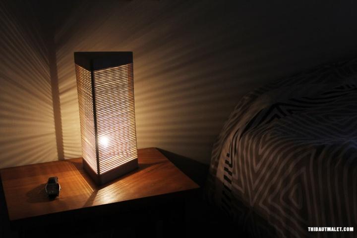 S 214 Hka Lamp By Thibaut Malet 187 Retail Design Blog