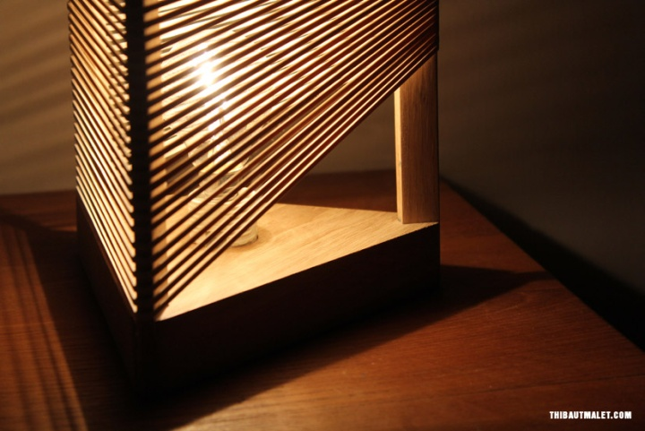 s hka lamp by thibaut malet retail design blog. Black Bedroom Furniture Sets. Home Design Ideas