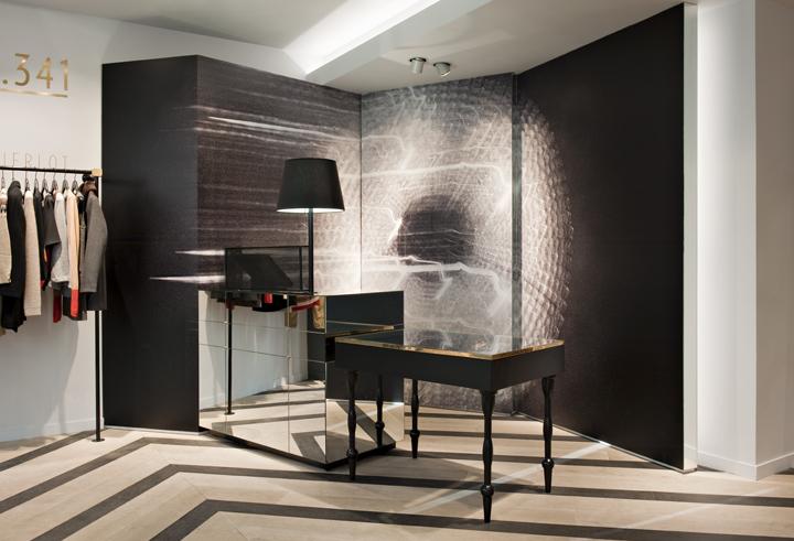 suite 341 boutique by element s paris. Black Bedroom Furniture Sets. Home Design Ideas