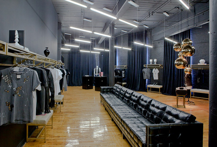 The Dom Rebel Showroom By Igloodgn Montreal Canada