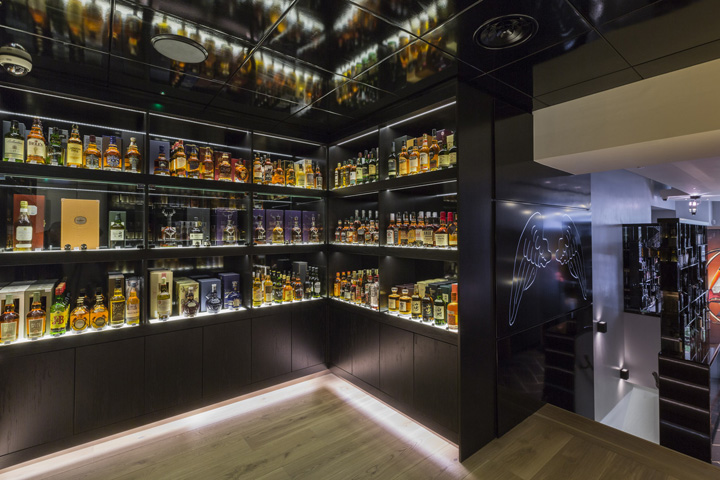 187 The Whisky Shop By Gpstudio Manchester Uk