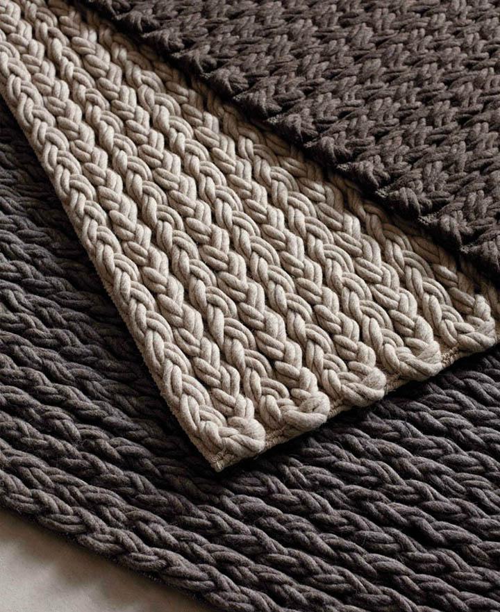 Trenzas cotton rug » Retail Design Blog