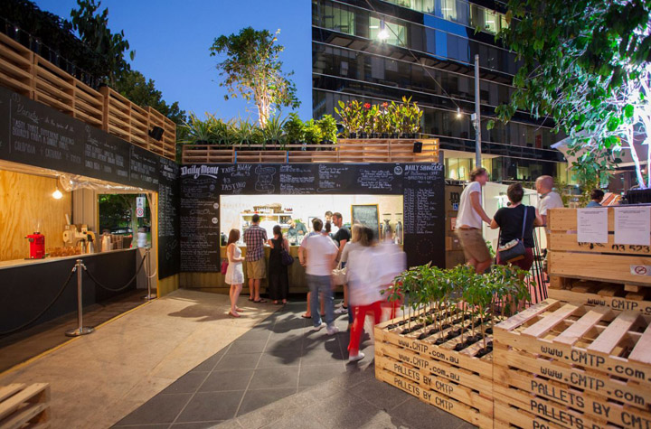 Urban Coffee Farm and Brew Bar by HASSELL Melbourne Australia 02 Urban Coffee Farm and Brew Bar by HASSELL, Melbourne   Australia