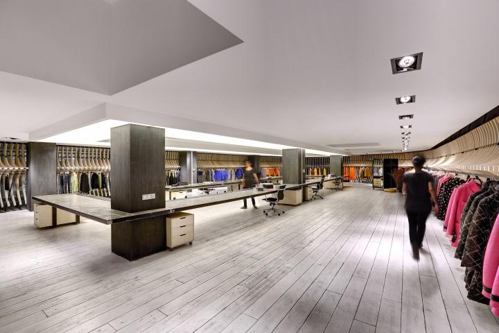 Archdaily 418793 Vigoss Textile Showroom And Design Office Zemberek