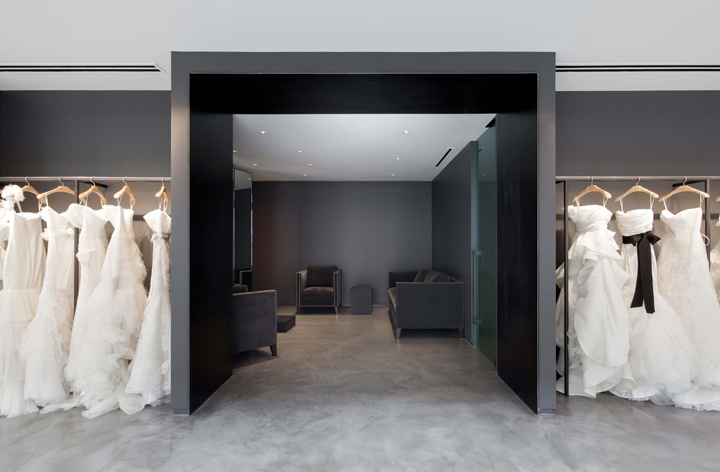 Vera Wang store, San Francisco – California » Retail ...