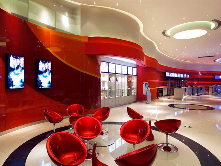 Cinemas wanda international cinemas by axis design union for International decor blogspot