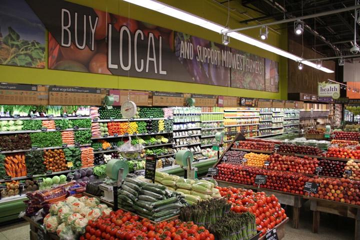 Whole Foods Market Store Design