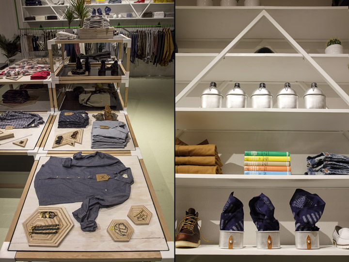 Wildfang Flagship Store Portland Oregon 187 Retail Design
