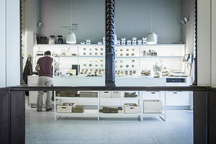 chök the chocolate kitchen by INTSIGHT, Barcelona – Spain » Retail