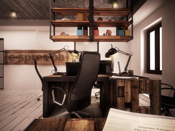 E Spres Oh Office By Ezzo Design Timi Oara Romania Retail Design Blog