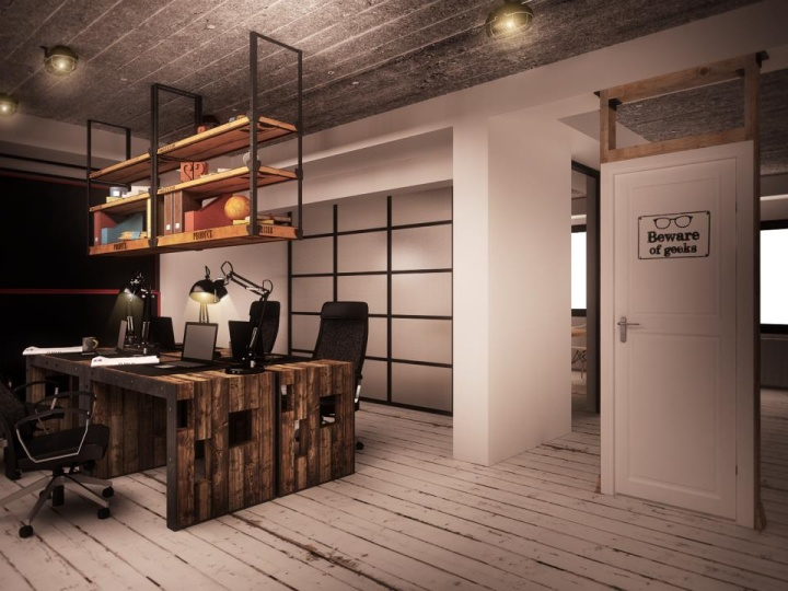 [e Spres Oh] Office By Ezzo Design, Timişoara U2013 Romania